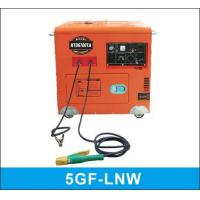 Quality AIR-COOLED WELDING GENERATOR 5GF-LNW wholesale