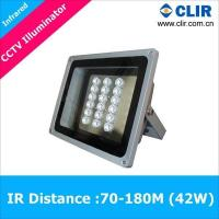 Quality CCTV Accessories R18IR-45 Infrared Illuminator 18pcs 2W Array LED wholesale
