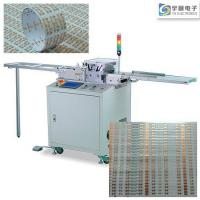 China V-CUT FPCB Singulation Press For Pre-Scored Boards With Automatic Irregular on sale