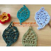 Buy cheap Crochet Motifs, Flowers from wholesalers