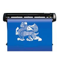 Good Quality Vinyl,paper,sticker Cutting Plotter BR-1350 With Artcut Software