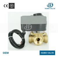 Quality Mixing Valve with Rotary Actuator wholesale