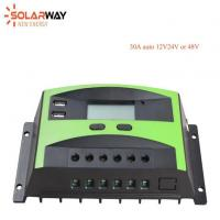 China Pwm Solar Charge Controller on sale