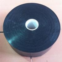 Quality PE Single Sided butyl rubber adhesive Tape for steel pipeline system wholesale