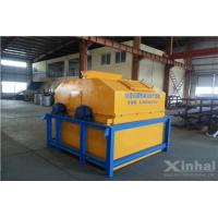 Dry Separator With Eccentric Rotating Magnetic System