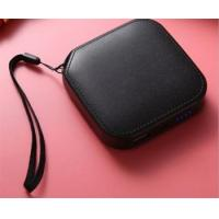 China Factory powerbank leather charger 5600mah slim credit card square power bank on sale