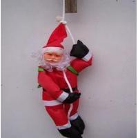 China Santa Claus Christmas Tree Hanging Ornaments promotion gift on sale