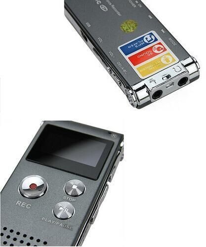 Cheap Security 8GB Digital Audio Voice Recorder Dictaphone for sale