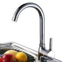 China Kitchen Faucet Hot selling standard single handle kitchen faucet on sale