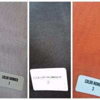 Quality spun polyester voile scarf fabric stock lot wholesale