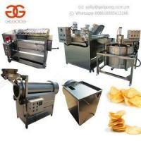 Quality High Efficient Potato Flakes Machinery Crisp Making Machine Potato Crisps Production Line wholesale