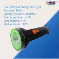 China Dive light diving torch light on sale