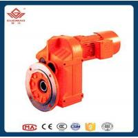 China F series Parallel Shafts gear and speed reducers helical gear drive hollow shaft gearbox on sale