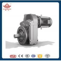 Cheap Equivalent as SEW Guomao parallel shaft Helical gear speed reducer GF137 for sale
