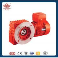 China S series Induction AC worm gear motor gear reduction speed reducer wide ratio on sale