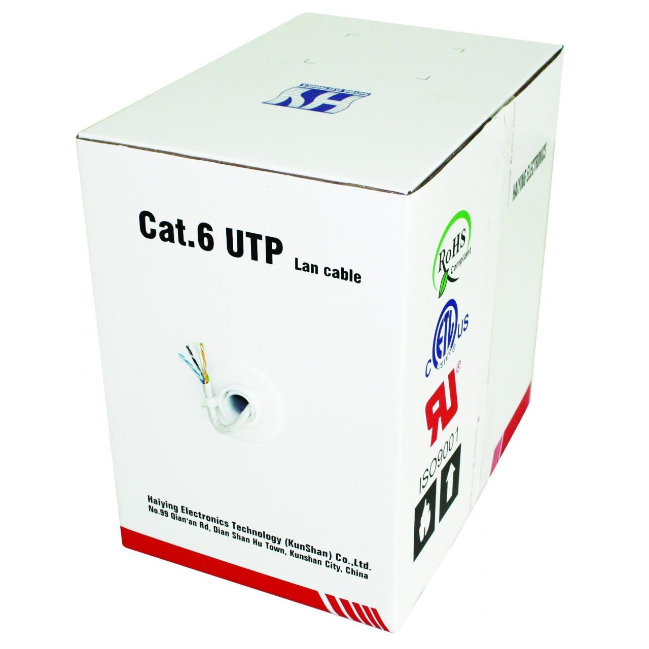 China Cable CAT6 UTP on sale