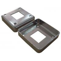China Stamping Part Stainless Steel Sheet Metal Forming on sale