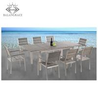 China polywood furniture BGPF4017-recycled plastic patio furniture on sale