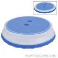 Quality Kitchen wares COLLAPSIBLE MICROWAVE SPLATTER SHIELD wholesale
