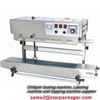 China and reasonable price 5 gallon water bottle cap sealing machine on sale