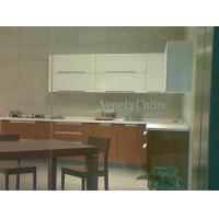 China MDF/MFC Kitchen Cabinets Model: Door style on sale