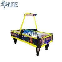 Shooting Game Machine Four Air Hockey Square Cube Coin Operated Game Machine