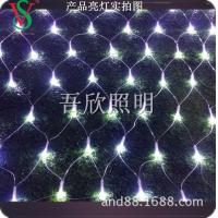 China Christmas fairy lights outdoor waterpoof holiday net lights on sale
