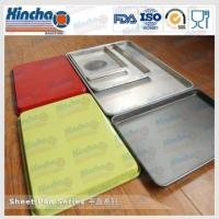 China Sheet Pan Series Aluminum Full Size Cookie Sheets Made in China on sale