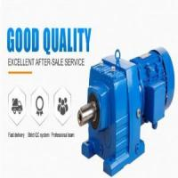 Buy cheap R Helical Gear Reducer Inline Helical Speed Reducer Helical Gearbox from wholesalers