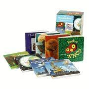 China Books The Chronicle Books Classic Library: 8 Board Book Box Set on sale