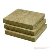 China Type of thermal insulation material rock wool insulation board rock wool board on sale