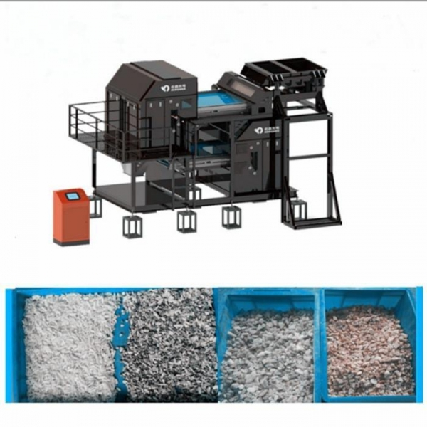 Cheap Optical Mineral Sorting Machine for sale