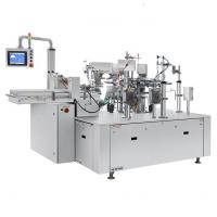 China Pre-made Pouch Fill Seal Machine Double bag Pick Fill Seal Machine RZ8-150S on sale
