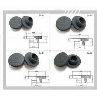 China 20mm Butyl Rubber Stopper for Pharmaceutical on sale