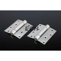 Quality door hardware 3inch Spring Fuction Stainless Steel Hinges for Cabinets wholesale