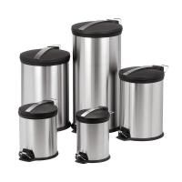 Buy cheap Dailyart Stainless Steel trash Can pedal type removable inner bucket V011032 from wholesalers