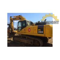 Buy cheap Used Excavators Used Komatsu PC360-7 from wholesalers