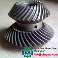 China long lived helical bevel gear on sale