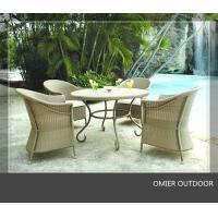 China New design outdoor patio table and chair furniture OMR-G002 on sale