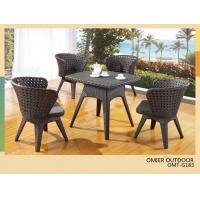 Buy cheap Contemporary Patio rattan Dining Set innovative styling rattan dining sets OMR-G183 from wholesalers