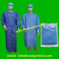 Buy cheap Disposable Coveralls surgical gown from wholesalers