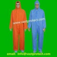 Buy cheap Disposable Coveralls SMS Coverall SMS Coverall from wholesalers