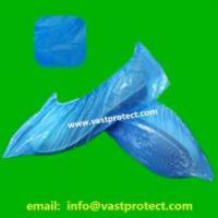Buy cheap Disposable Coveralls PE Shoe Cover from wholesalers