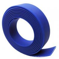Quality Navy Blue Durbale 2mm Thick Webbing Strap PVC Coated For Handle Bag wholesale