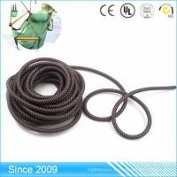 Buy cheap Outdoor 9core Usage Strong Reflective Tent polyester Climbing Rope with pvc and tpe coated from wholesalers