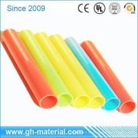 Buy cheap Wholesale Good Quality Eco-friendly Extrusion Colorful PVC Rigid Pipe 12 Inch from wholesalers