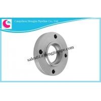 China ANSI B16.5 Stainless Steel Socket Weld Pipe Flange on sale
