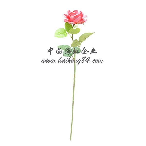 Cheap Artificial single rose stem for sale