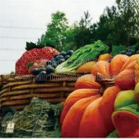 Buy cheap GRC sculptures FRP trees plants landscaping from wholesalers