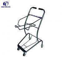 Quality Folding Shopping Cart with Wheels wholesale